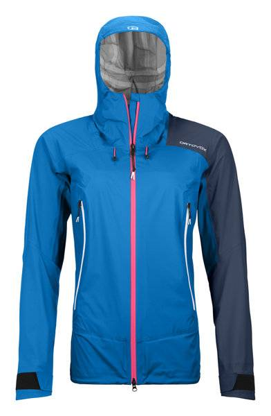 Ortovox Westalpen 3L Light - giacca hardshell - donna - Blue