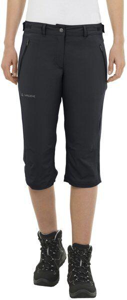 Vaude Wo Farley II - pantaloni corti trekking - donna - Black