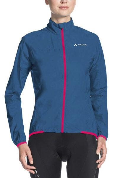 Vaude Air III - giacca bici - donna - Blue/Pink