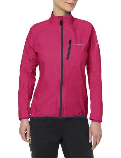 Vaude Drop III - giacca bici - donna - Pink