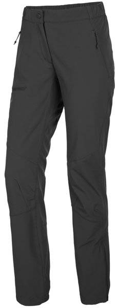 Salewa Puez (Orval) Dst - pantaloni lunghi softshell trekking - donna - Black