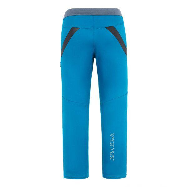 Salewa Agner Movement Co K - pantaloni trekking - bambino - Light Blue