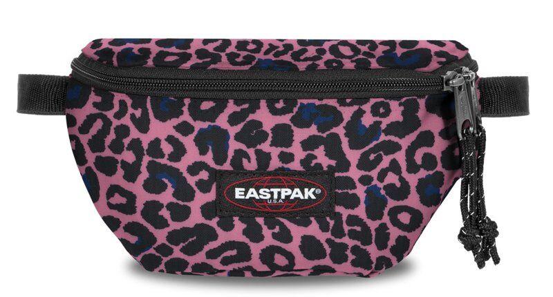 Eastpak Springer - marsupio - Black/Pink