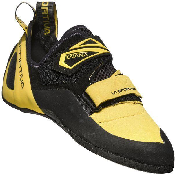 La Sportiva Katana - scarpette da arrampicata - uomo - Yellow/Black