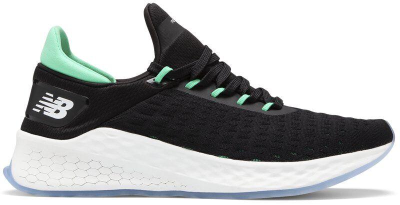 New Balance Fresh Foam Lazr Hypoknit v2 - scarpe running neutre - uomo - Black/Green