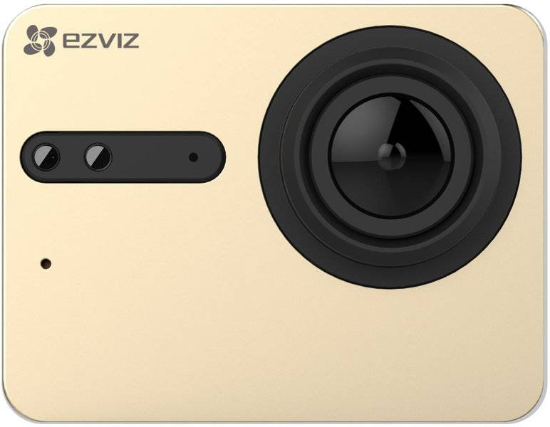 Ezviz S5 - action camera - Champagne