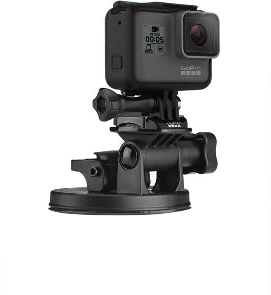 GoPro Suction Cup - supporto a ventosa per actioncam - Black