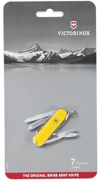 Victorinox Classic SD - Coltellino svizzero - Yellow