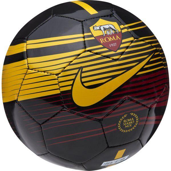 Nike A.S. Roma Skills - mini pallone da calcio - Black/Red/Yellow