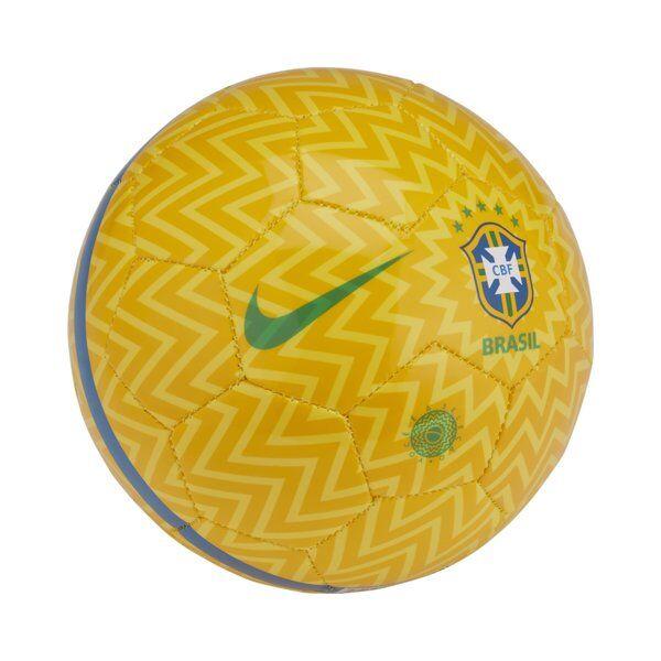 Nike Brasil CBF Skills - mini pallone calcio - Yellow