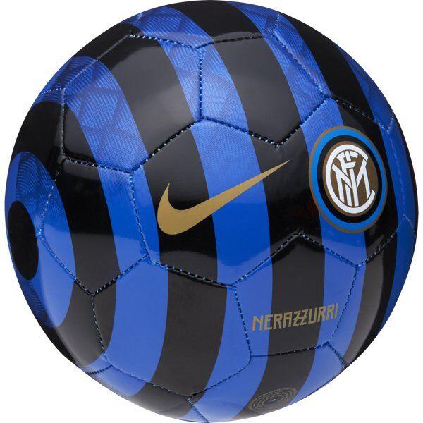 Nike Inter Skills - mini pallone da calcio - Black/Blue