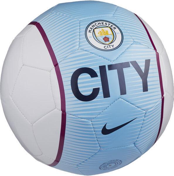 Nike Manchester City Skills - pallone calcio - White/Blue