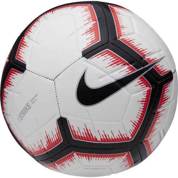 Nike Strike - pallone da calcio - White/Black/Red