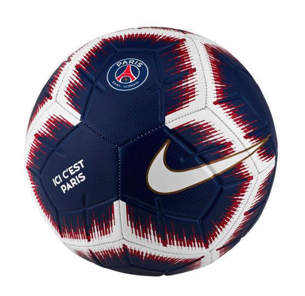 Nike Paris Saint-Germain Strike - pallone da calcio - Blue/White