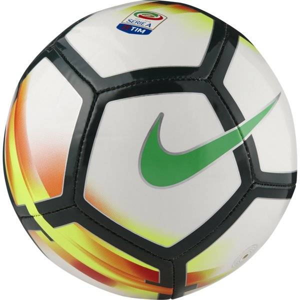 Nike Serie A Skills Football - pallone da calcio bambino - White/Red/Green
