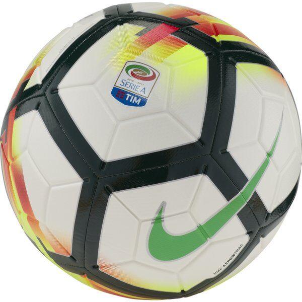 Nike Serie A Strike Football - pallone da calcio - White/Red/Green