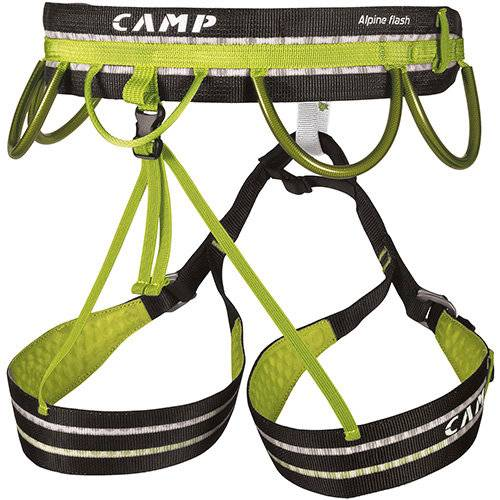 Camp Alpine Flash - imbrago basso - Light Green