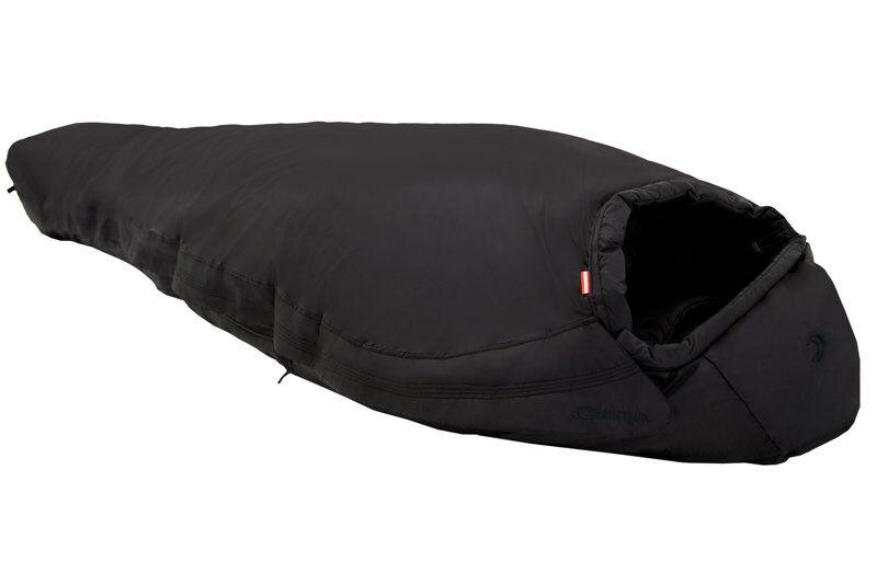 Carinthia D600X - sacco a pelo in piuma - Black