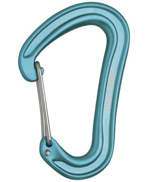 Edelrid Nineteen G - moschettone - Light Blue