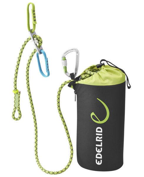Edelrid Via Ferrata Belay Kit - kit assicurazione via ferrata - Black/Green