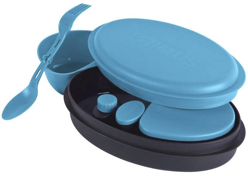 Primus Meal Set - stoviglie - Blue