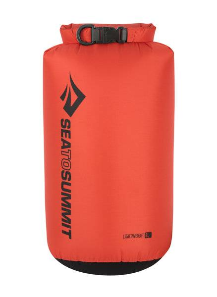 Sea to Summit Dry Sack Lightweight - sacca stagna - Red (8L)