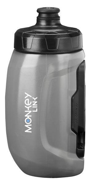 Monkey Link 450ml - borraccia bici - Grey
