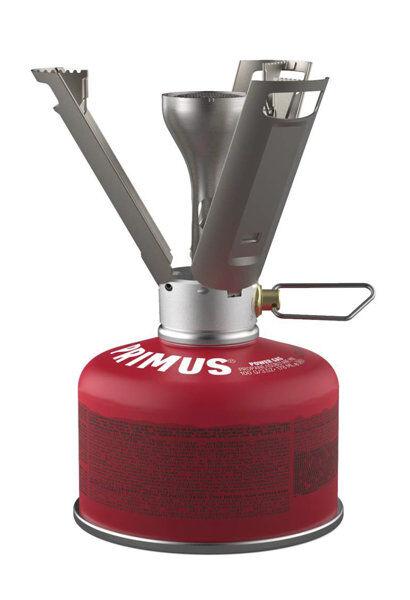 Primus Firestick TI - fornello da campeggio - Red