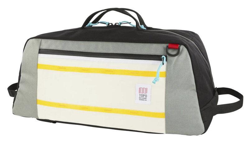 Topo Designs Mountain Duffel 40L - borsone - Grey