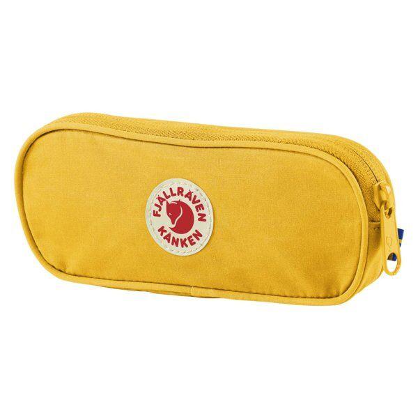Fjällräven Kanken Pen Case - astuccio portapenne - Yellow