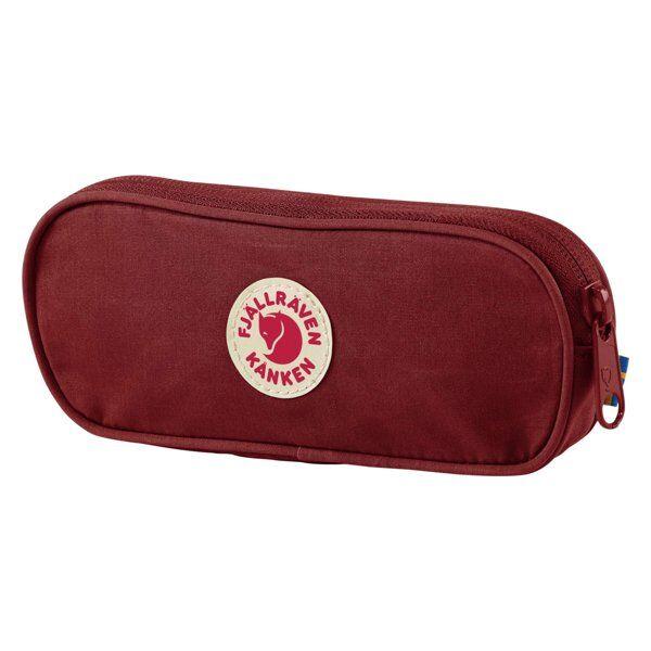 Fjällräven Kanken Pen Case - astuccio portapenne - Dark Red
