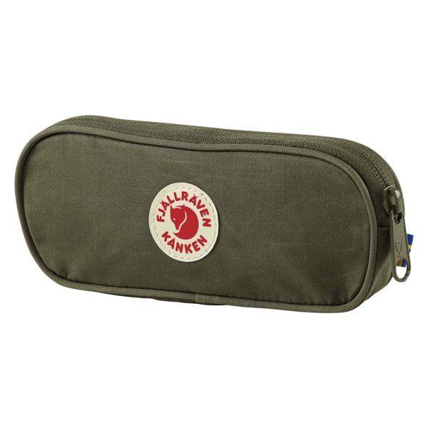 Fjällräven Kanken Pen Case - astuccio portapenne - Green