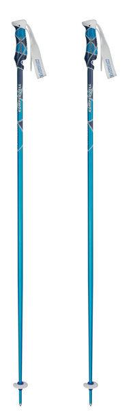 Komperdell Virtuoso - bastoncini sci alpino - Blue
