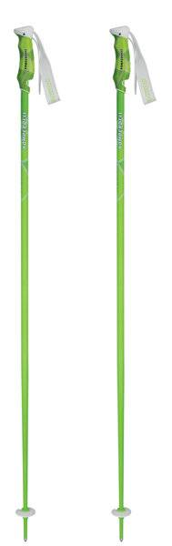 Komperdell Virtuoso - bastoncini sci alpino - Green