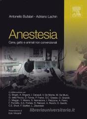 Antonello Bufalari Anestesia cane, gatto e