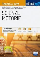 EdiTEST. Scienze motorie. Teoria & Test.