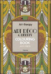 Art therapy. Art déco & liberty. Colouring