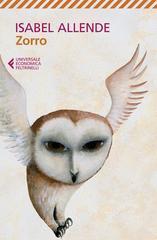 Isabel Allende Zorro ISBN:9788807881466