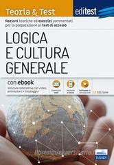 EdiTEST. Logica e cultura generale. Teoria &