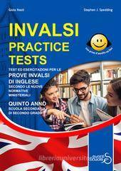 Gioia Nasti Invalsi practice tests. Test ed