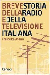 Francesca Anania Breve storia della radio e