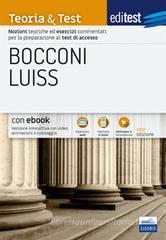 Editest. Bocconi Luiss. Teoria & test. Nozioni