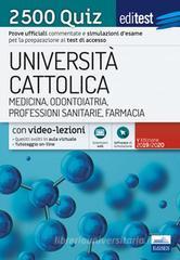 EdiTEST. Università Cattolica. Medicina,