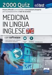 EdiTEST. Medicina in lingua inglese. 2000