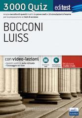 Editest. Bocconi Luiss. 3000 quiz. Ampia