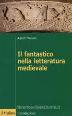 Alberto Varvaro Il fantastico nella