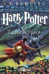 J. K. Rowling Harry Potter e il calice di