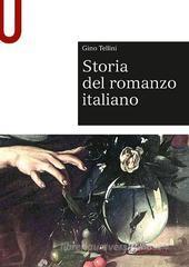 Gino Tellini Storia del romanzo italiano