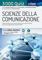 EdiTEST. Scienze della comunicazione. 3000