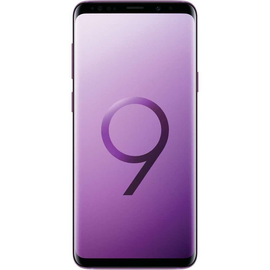 Samsung Sm-G965fzpditv Galaxy S9 Plus Smartphone 6.2